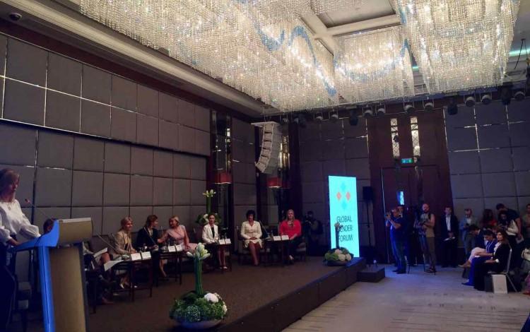 GENDER ISSUES: Kharkiv hosts Global Gender Forum on Ukrainian equality challenges