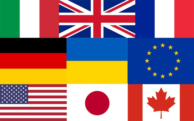 DIPLOMACY: Ukraine's G7 allies seeking to strike the right balance between constructive criticism and steadfast support