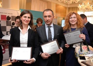 Honoring Ukraine's Leading Bankers