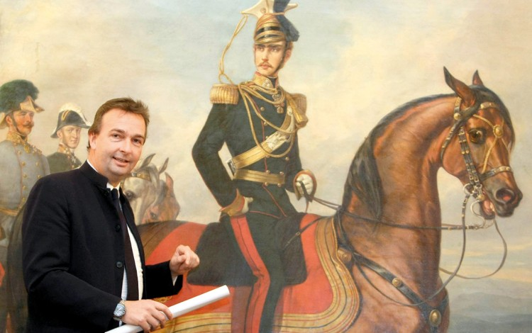 HABSBURG HERITAGE: Karl von Habsburg on the historic legacy of Ukraine's European roots