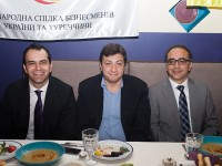 Turkish Business Community Hosts Kyiv Ramadan Dinner