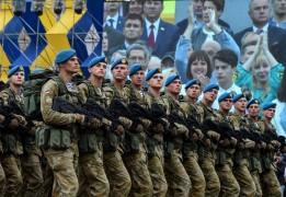 Ukraine climbs two positions to occupy twenty-fifth place in 2021 ranking of world's most powerful armed forces