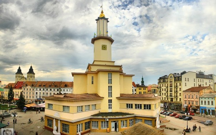 Ukrainian city Ivano-Frankivsk wins 2018 Europe Prize from the Parliamentary Assembly of the Council of Europe