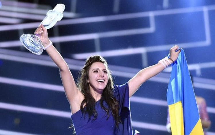 UKRAINE WINS EUROVISION: Jamala triumphs at Eurovision with haunting ballad about Soviet-era Crimean Tatar deportation