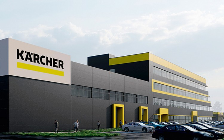 GERMAN CLEANING TECHNOLOGY GIANT INVESTS IN NEW UKRAINIAN FLAGSHIP HQ