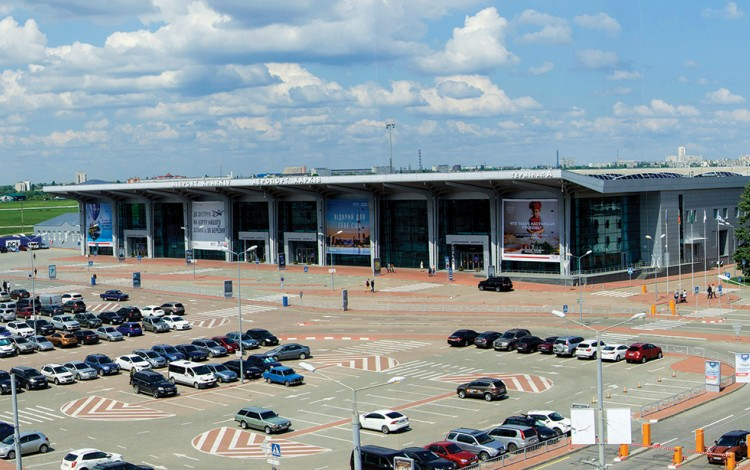 AIR TRAVEL INDUSTRY: Kharkiv International Airport is at the forefront of Ukraine's impressive aviation industry boom
