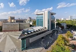 Kharkiv's 5-star luxury landmark