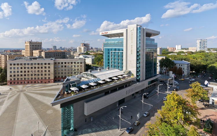 Premier Palace Hotel Kharkiv wins twice at International Hospitality Awards