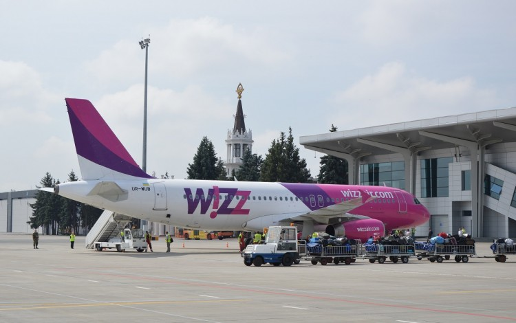 AVIATION: Wizz Air sees 145% Ukrainian passenger growth in June-September 2018