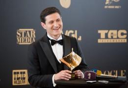 "CULTURE: Cyborg movie dominates ""Ukrainian Oscars"" as Ukraine celebrates domestic film industry renaissance"