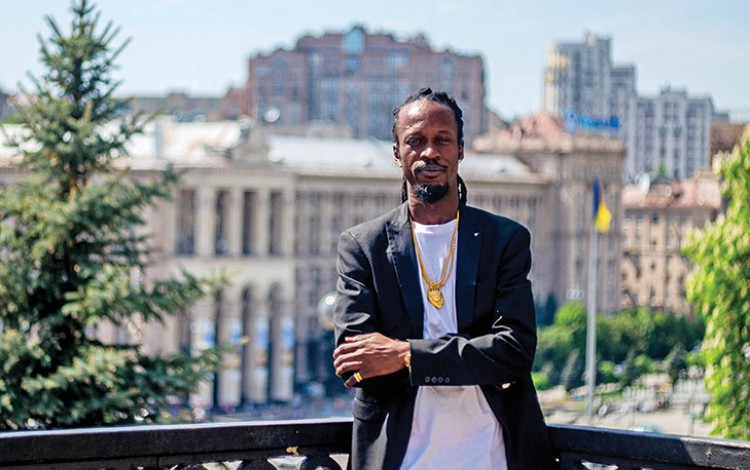 KYIV GUEST: French DJ Vianney Aime sees a city that has retained its individuality