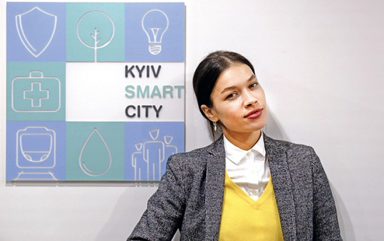 UKRAINIAN IT ACTIVISM: NGO seeks to transform Kyiv into a genuine Smart City