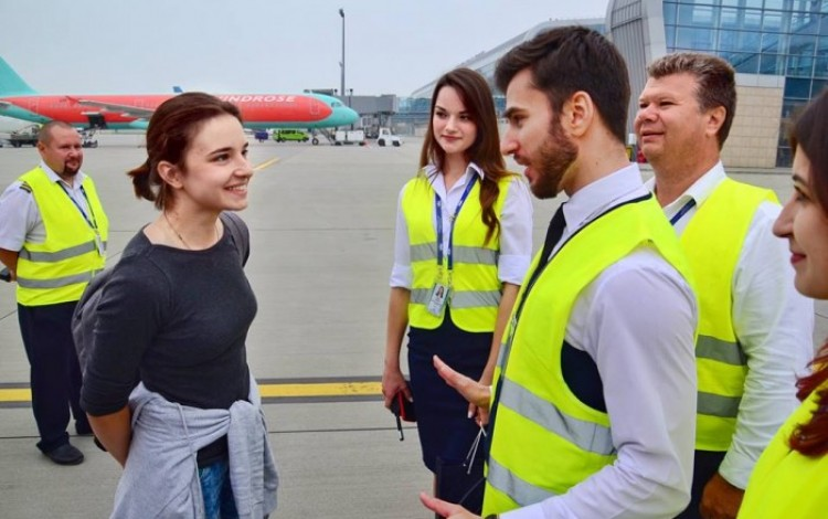 Lviv International Airport reaches one million passengers landmark for 2018