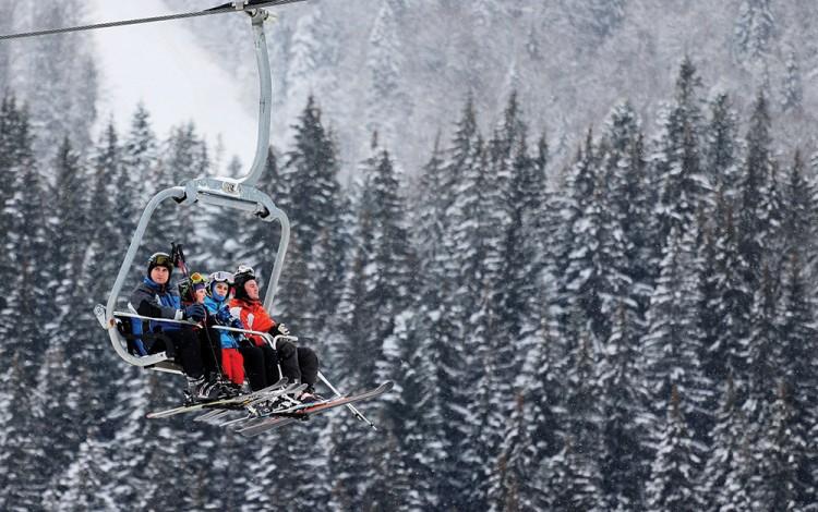 LVIV TO BID FOR 2030 WINTER OLYMPICS