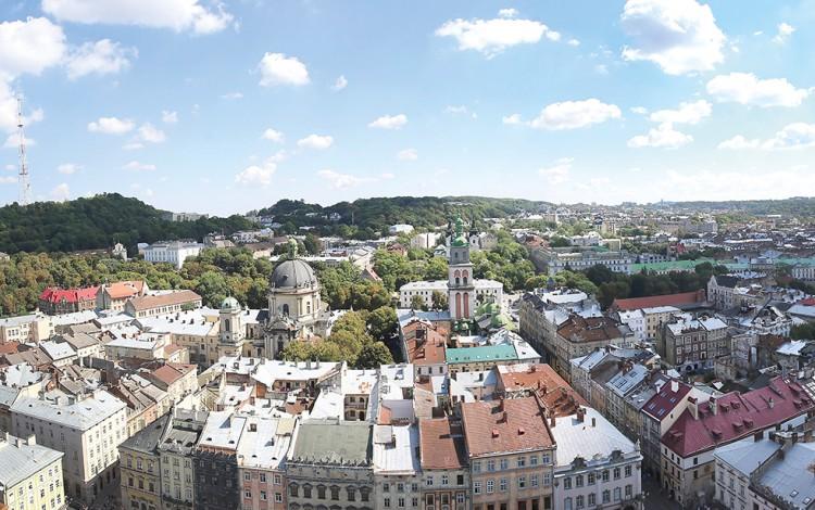Lviv: Ukraine's EU gateway
