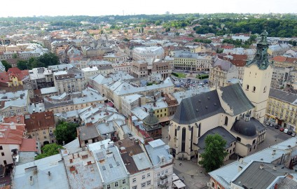 KYIV AND LVIV ENTER GLOBAL TOP 10 FOR COST-EFFECTIVENESS IN NEW 2019 FINANCIAL TIMES INVESTMENT RANKING