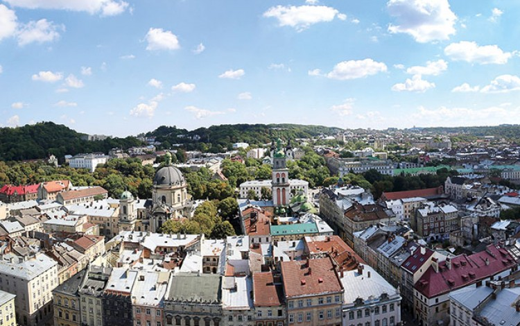 LVIV: UKRAINE'S PROPERTY BOOMTOWN