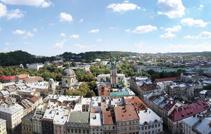 LVIV: UKRAINE'S PROPERTY BOOMTOWN