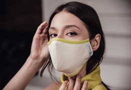 Ukrainian fashion brand Juliya Kros wins Forbes approval with stylish coronavirus-inspired designer mask collection