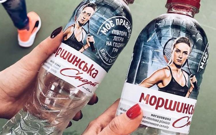 Mineral water giant Morshinska tops ranking of Ukraine's leading brands