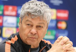 THANKS, LUCESCU: Ukrainian football fans say goodbye to the iconic Romanian trainer who transformed the UPL