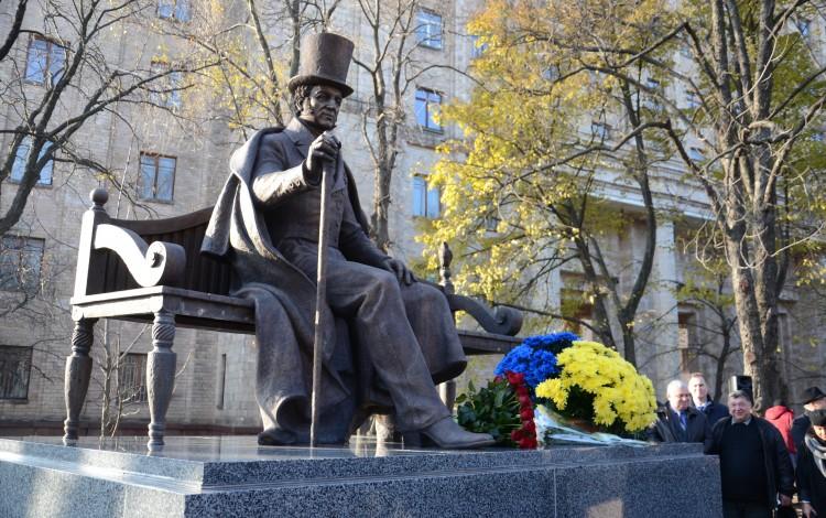 HISTORY: Kharkiv honors 19th century Ukrainian academic Petro Gulak-Artemovskiy