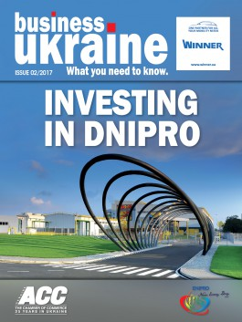 Business Ukraine magazine issue 02 /2017