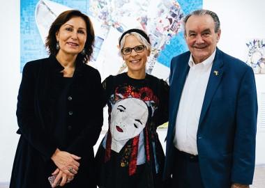 Ola Rondiak Exhibition Marks Revolution of Dignity Anniversary