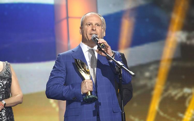INVESTING IN UKRAINE: Israeli investor recognized for supporting Ukrainian creativity despite crisis conditions