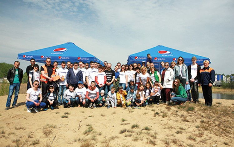 INTERNATIONAL INVESTMENT IN UKRAINE: PepsiCo Performance with Purpose in Mykolaiv Region