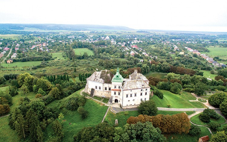 Drone video initiative aims to preserve Ukraine and Poland's shared heritage