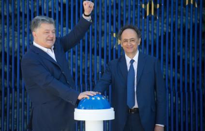 UKRAINE GAINS VISA-FREE EU ACCESS: Historic post-Soviet breakthrough as Ukraine ends decades of international isolation