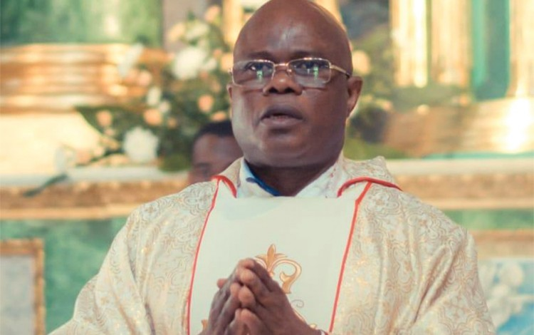 EXPAT INTERVIEW: Nigerian Catholic priest makes history by becoming the first African to be ordained in Ukraine