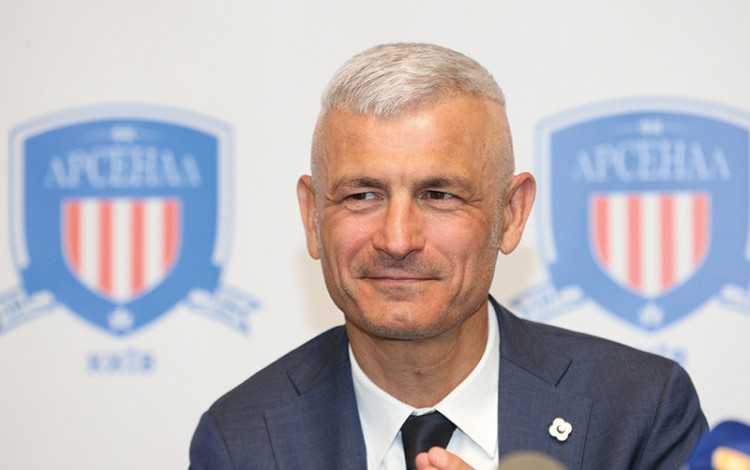 FOOTBALL: Italian icon Fabrizio Ravanelli to manage in Ukrainian Premier League