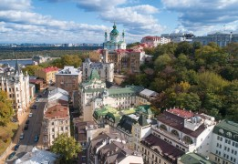 COLOSSAL KYIV: Electronic census reveals one in ten Ukrainians now lives in the country's expanding capital