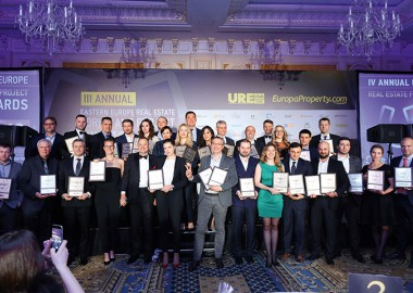 Ukrainian Real Estate 2017 Winners