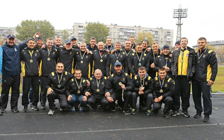 SPORTS: Kharkiv Olymp Rugby Club emerge as Ukraine's team of the year