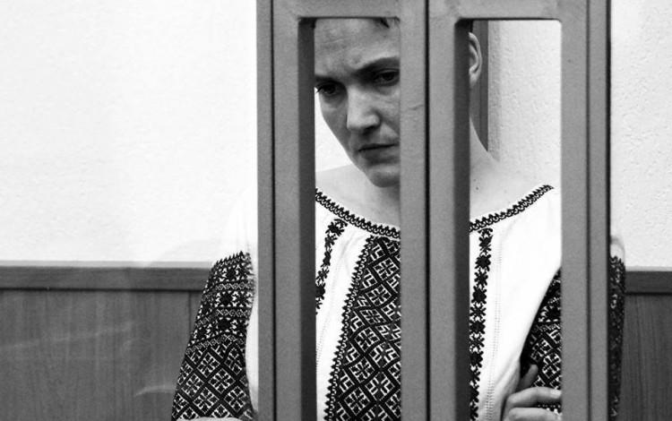 SEND ME HOME TO UKRAINE 'DEAD OR ALIVE': Savchenko slams Putin dictatorship in closing court statement