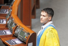Savchenko mania: why Ukraine is so desperate for new leaders