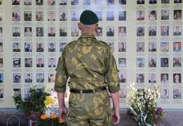 New suicide prevention hotline aims to provide support for Ukraine's growing army of traumatized military veterans