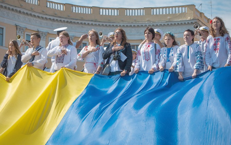 How Putin Lost Young Ukraine