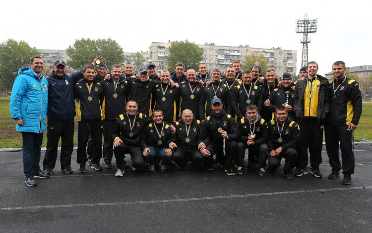 SPORT: Kharkiv Olympus claim thirteenth Ukrainian rugby championship title