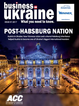Business Ukraine magazine issue 07 /2017