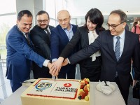 Turkish Airlines Celebrates 25 Years in Ukraine
