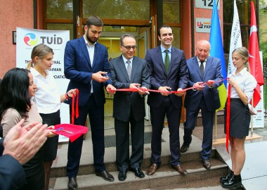 Turkish Business Association Opens Zaporizhia Office