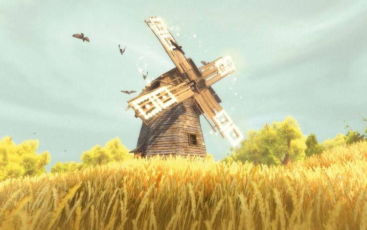 DIGITAL LESYA UKRAINKA: Global gaming community discovers Ukraine's fantastic fairytale folklore heritage