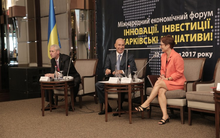 Oleksandr Yaroslavsky: DCH Group has invested over USD 1 billion in Kharkiv and plans more