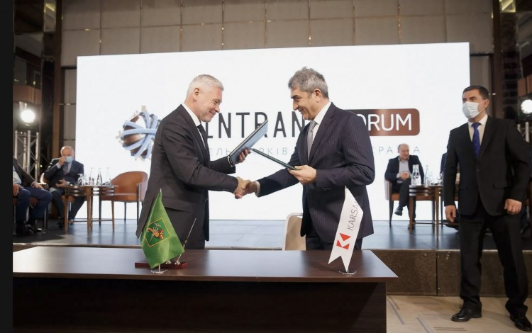 Turkey's Karsan to supply Kharkiv with buses and plans to launch local production