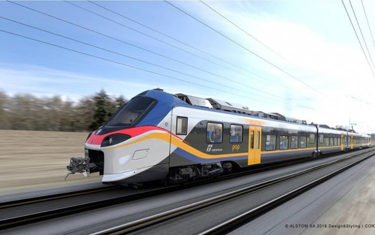 French multinational rail transport giant Alstom opens Ukraine representative office
