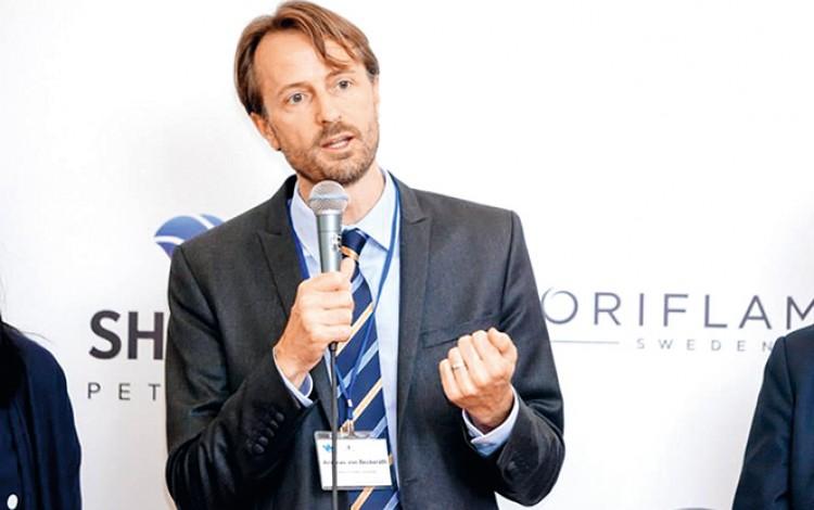 SWEDEN IN UKRAINE:  interview with Swedish Ambassador to Ukraine Andreas von Beckerath